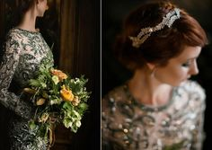 Casamento inspirado do dia de São Patrício - Decoração verde e dourado |http://www.blogdocasamento.com.br/casamento-inspirado-do-dia-de-sao-patricio-decoracao-verde-e-dourado/