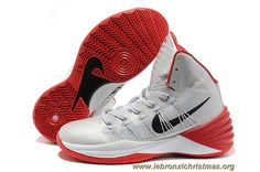 brand new 90f31 f5a1a Nike Hyperdunk 2013 Blanc Rouge Noir Sortie Kd Shoes, Kobe 8 Shoes, Cheap  Shoes