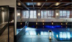 Francia Le Roch Hotel & Spa nerosicilia #references alcuni dei progetti più interessanti del 2017 @lerochhotelspa
