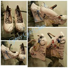 Disney Girl Shoes
