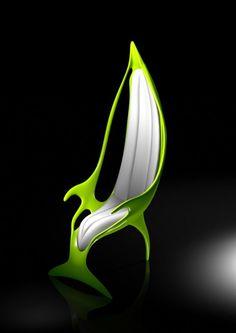 Maximo Riera Design: Dolphin Inspired