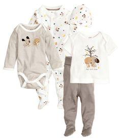 baby clothes newborn h&m