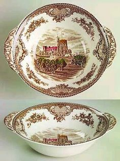 Old Britain Castles English Transferware