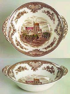 Old Britain Castles English Transferware