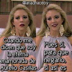 from @ariadnaceoy -  Así es!!! O no? #CabronaComoMonicaRobles #MonicaRobles #FernandaCastillo #MonicayAurelio #esdlc4