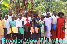 Volunteer Abroad Uganda Medical, Social & Outreach programs https://www.abroaderview.org #volunteer #organization #abroaderview