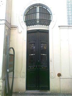 porta em Alcobaça