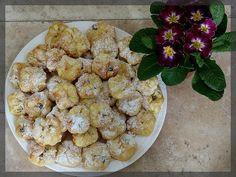 Farské koláčky | Blog Ivany a Zdeňka Blog, Cookies, Desserts, Food Cakes, Crack Crackers, Tailgate Desserts, Deserts, Cookie Recipes, Postres