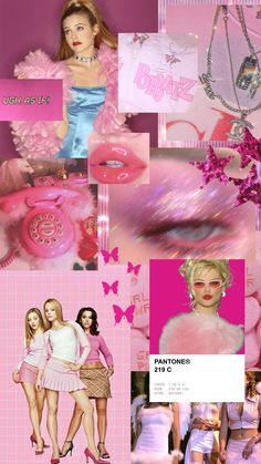 18th Birthday Party, Birthday Party Themes, 2000s Party, 21st Bday Ideas, Bachelorette Party Planning, Barbie Party, Recruitment Themes, Bid Day Themes, Wallpapers