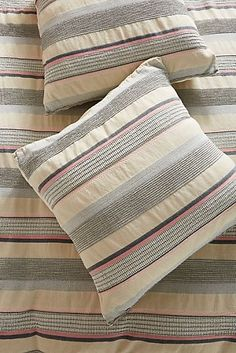 Woven Camila Euro Sham by Anthropologie in Assorted, Bedding Pillow Shams, Rh Rugs, Bohemian Bedding, Linen Duvet, First Apartment, Euro Shams, Colorful Pillows, Small Apartments