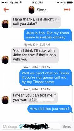 Meet Jake, The Best Tinder Troll in Town - Gallery