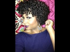 As seen with my Twist-Out tutorial, Entwine Couture is perfect for my staple style, the flat twist out. Please watch and listen to how I get this style.    Visit http://www.entwinecouture.com    Find me on Instagram: MsDanti      MAKEUP (all MAC unless stated otherwise)  Foundation: Studio Sculpt NC50, MSF Deep Dark , Studio finish concealer NC45/50, Se...