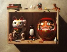Samuel Hung  —  Family of Trinkets,  2012   (800x617)