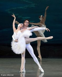 "The Ballet Photography of Gene Schiavone National Ballet of Ukraine, ""Swan Lake"""