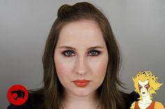 Maquiagem Inspirada – Cheetara | Vogeek: o mundo fashion com um olhar geek.