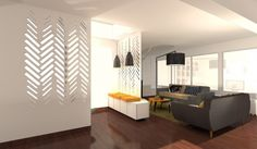 les cloisons biblioth ques ont du talent blog schmidt salons. Black Bedroom Furniture Sets. Home Design Ideas