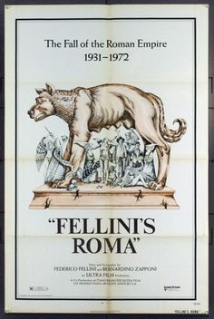 FELLINI'S ROMA (1972)