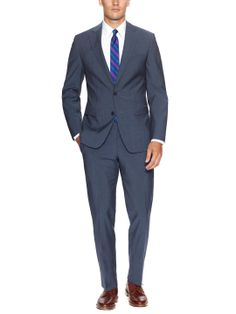 Wool Suit by Simon Spurr at Gilt