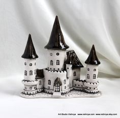 Castle of the White Witch by vavaleff.deviantart.com on @deviantART