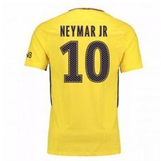 Paris Saint-Germain Away Stadium Football Kit with Neymar Jr 10 Printing - Football Shirt + Football Shorts Soccer Shop, Football Kits, Neymar Jr, Psg, Messi, Manchester United, Ronaldo, Real Madrid, Barcelona