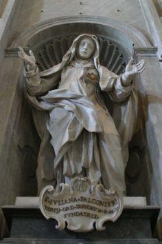 June 19 - Saint Juliana Falconieri