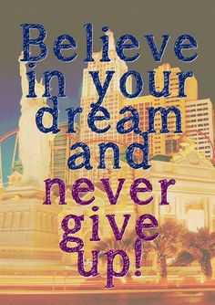 Believe In Your Dreams Quotes Wallpape Famous Popular
