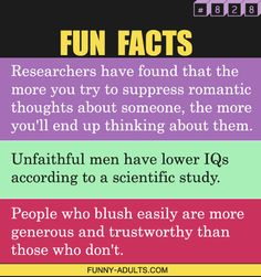 sjove fakta