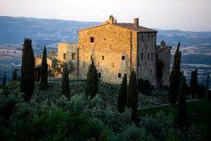 #JetsetterCurator #Italy  Castello di Vicarello... our next hotel in the Maremma for sure.  Sorry we missed this last year, but we did love Poggio ai Santi and L'Andana.