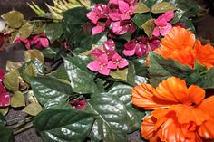 This is a close-up look at exactly what you get when you order our artificial outdoor plants.
