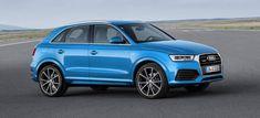 Audi Q3 Recientemente, reportes de medios extranjeros, dicen que el autoestará propulsado por un motor turbo de tres cilindros. De acuerdo con reportes de medios extranjeros, basados en la plataforma MQB para construir toda una nueva generación de Audi Q3 estará propulsado por un motor turbo de tres cilindros, pero todavía no dio a conocer …