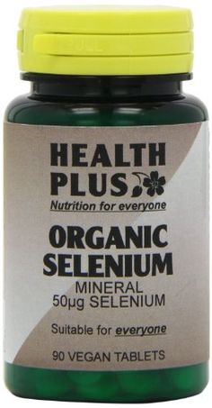Health Plus Organic Selenium 50µg Mineral Supplement - 90 Tablets has been published at http://www.discounted-vitamins-minerals-supplements.info/2013/04/11/health-plus-organic-selenium-50%c2%b5g-mineral-supplement-90-tablets/