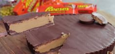 peanut | How to Make the Giant Peanut Butter Cup of Your Dreams