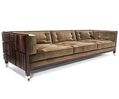 and this sofa...