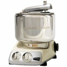 Ankarsrum – Batteur sur socle original de 7 L (7,4 pte) - crème Learn how you can easily obtain the best kitchen stand mixer for your kitchen at www.smallappliancesforkitchen.net