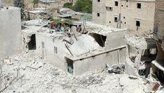 Suriye'de havan saldırısı
