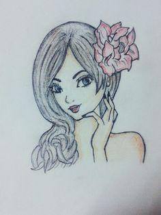 Beautiful sketch♥