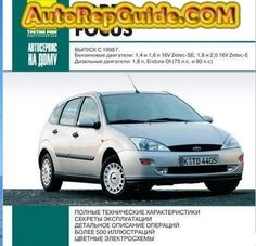 Download free - Ford Focus (1998+) repair manual multimedia: Image:… by autorepguide.com