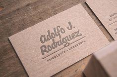 Adolfo J. Rodríguez by El Calotipo, via Behance