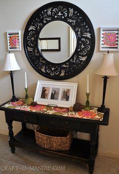 Home Decor color on black #Home #Decor