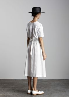 kowtow - 100% certified fair trade organic cotton clothing - Exposure Top