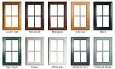 window frames types - Google Search