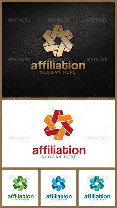 Affiliation Logo Template
