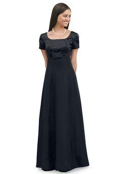 Chanterelle Dress