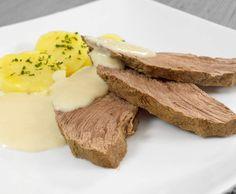 Rezept Der perfekte Tafelspitz mit Meerettichsauce von Volwi - Rezept der Kategorie Hauptgerichte mit Fleisch