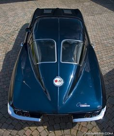 1963 Corvette Stingray Split Window Coupe.  i think every mom should have her sexy get away car....this would be mine...any color would be fine with me...