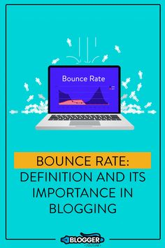 Any newbie blogger should be aware of the importance of bounce rate and its role in blogging. If a blogger wishes to build good traffic base, not only of new but recurrent traffic, it is necessary to improve bounce rate.