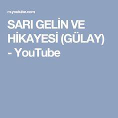 SARI GELİN VE HİKAYESİ (GÜLAY) - YouTube Youtube, Sari, Saree, Youtubers, Youtube Movies, Sari Dress