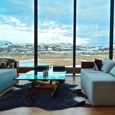 Ion Hotel, Iceland. Photo courtesy of fvlifestyle on Instagram.