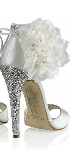 Brian Atwood for David's Bridal | LBV ♥✤ | BeStayBeautiful
