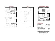 Tumbleweed Tiny House Cottage tumbleweed harbinger nc - loft | small homes | pinterest | lofts